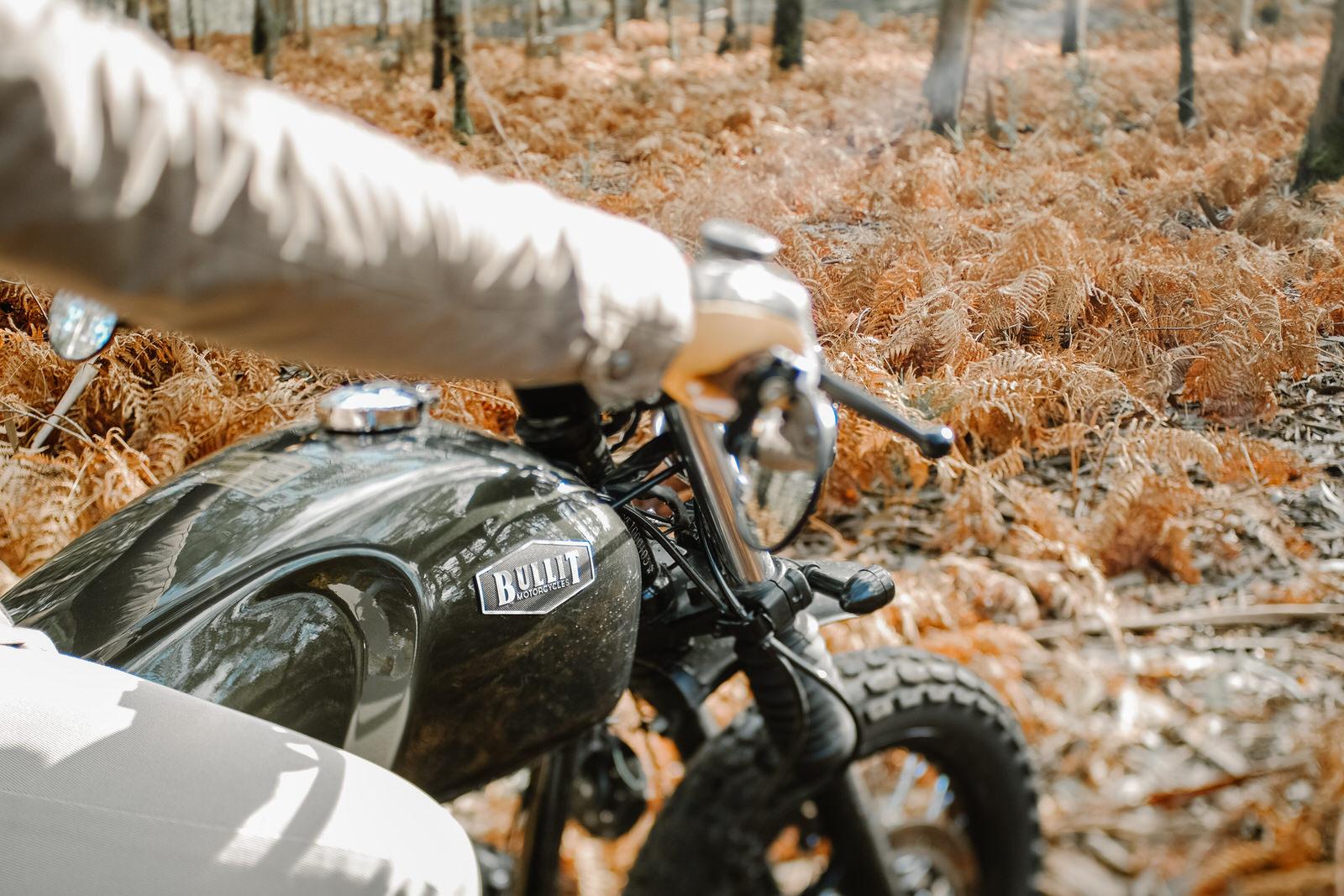 Motorcycles Bullit Brixton mutt mash fotógrafo motas rider Porto Portugal