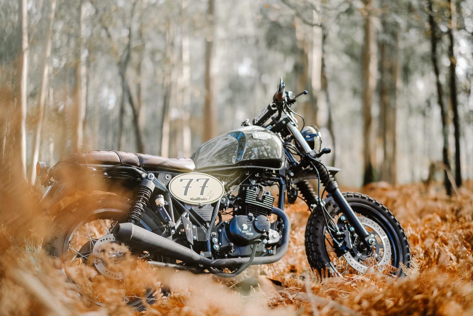 Motorcycles Bullit Brixton mutt mash fotógrafo motas costom Porto Portugal
