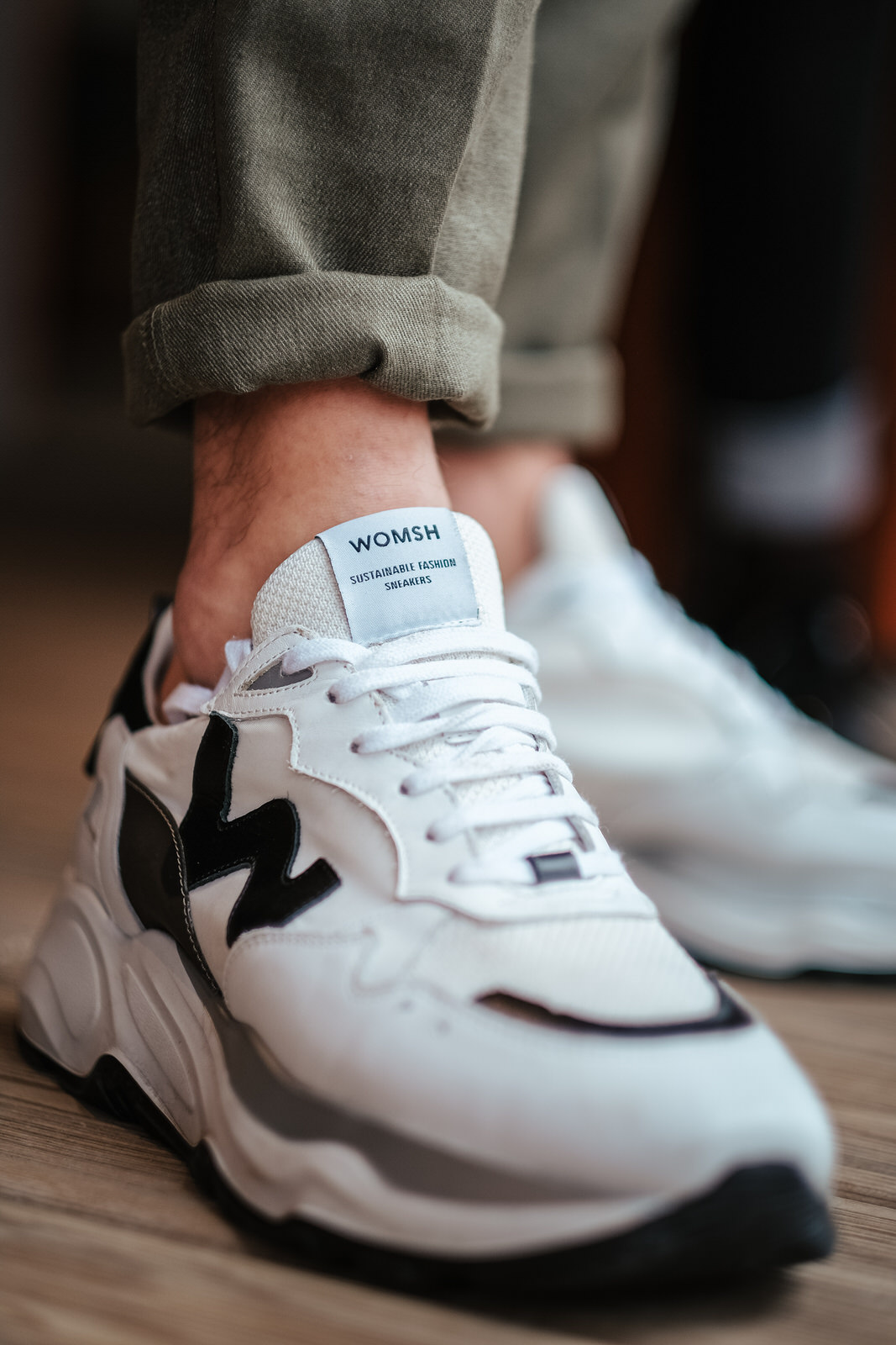 Ecommerce, Product and Fashion photographer in Porto - Portugal womsh sneakers