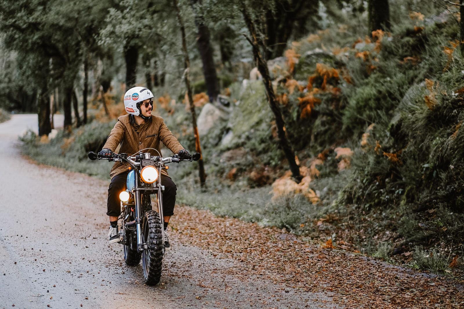 Gentlemans Ride, Bullit, Mash, Brixton, scrambler, caferacer, fuel motorcycles. Porto - Portugal